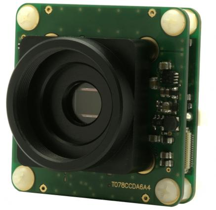 "Low-lite camera  module for Ultra Small Satellite Application ""WAT-078H"""