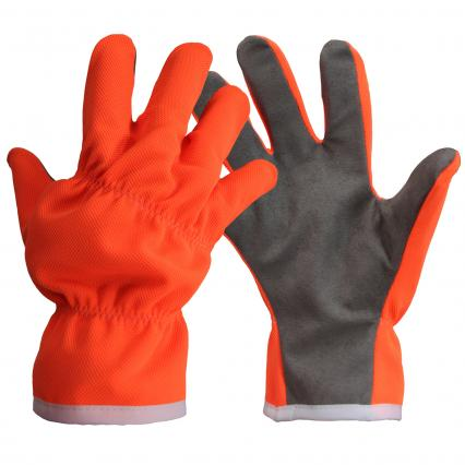 Puncture resistance gloves