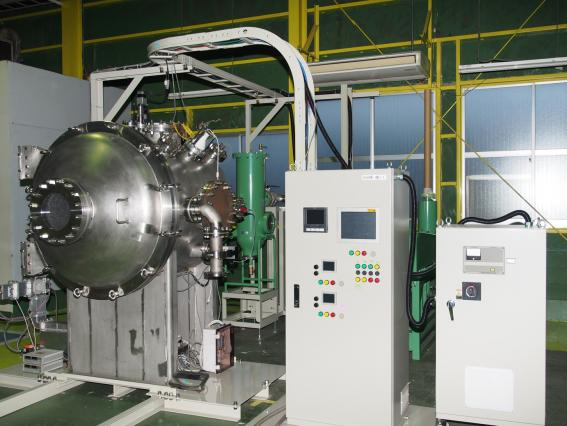 HIGH POWER SOPHISTICATED MICROWAVE VACUUM DRYER WITH PREVENTIVE AGAINST PLASMA DISCHARGE