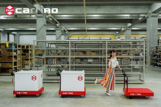 Logistic Support Robot  CarriRo®