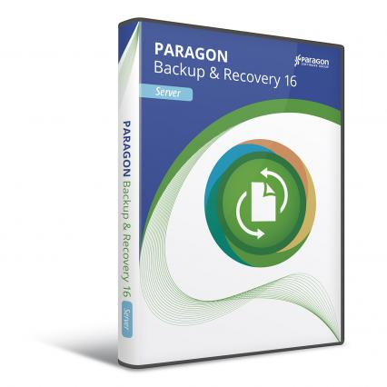 Backup & Recovery 16 Server