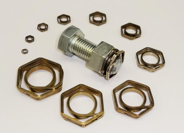 """LockOne"" fastener that prevents loosening has passed the American Aerospace Standard 30,000 cycle vibration test"