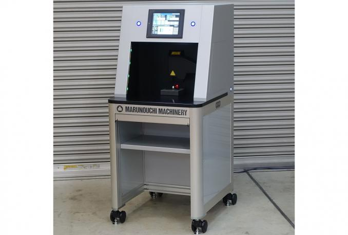 """Fast and highly accurate measuring device for chamfer dimensions of precision machined parts"" that can be used for instantaneous measurements by anyone. A niche product with patent registered!"
