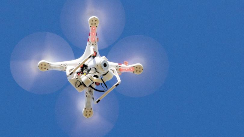 Increasing Expectations for the Industrialization of Drone Business
